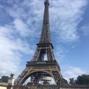 フランス留学中の娘からの写真