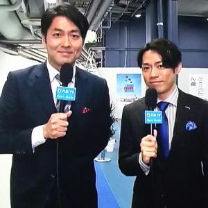 全日本フィギュア男子実況に懸ける西岡アナの思いと大輔さんの2012全日本FS「道化師」