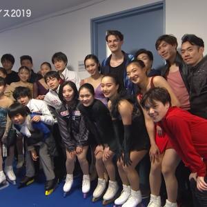 【動画】MOI2019バックステージ&髙橋大輔選手の全日本ラストシングル(FSTV!)