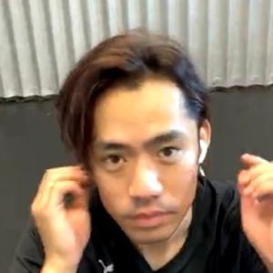 【動画】大輔さん哉中ちゃんが挑戦!オリンピックデーのワークアウトLIVE配信
