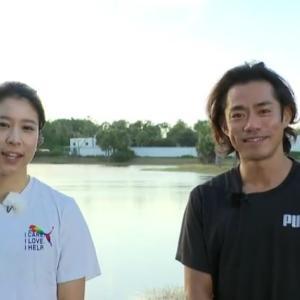 【動画】NHKフィギュア 大輔さん哉中ちゃんからのメッセージ、D-color更新、他