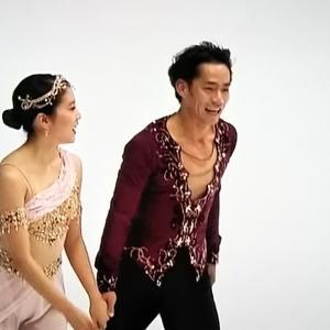 高橋大輔の新たな挑戦!NHK杯開幕前日アイスダンス公式練習、映像と写真と記事まとめ