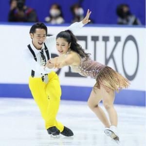 かなだい合宿参加!盛り上げよう日本のアイスダンス!!