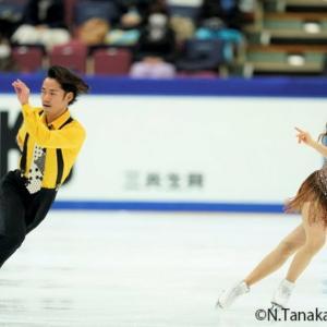 大輔さんが語ったアイスダンスの面白さ&全米メダリストたちの言葉&スポスタ魂動画3日目