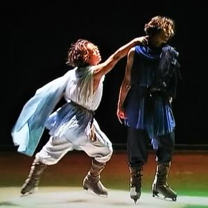 「LUXE」男性同士のペアダンスに挑戦&開幕前日の座長とキャストたち