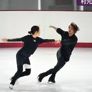 北京五輪シーズン新プログラム発表 村元髙橋組が語ったRDソーラン節への思い