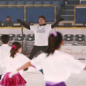 髙橋大輔2022年カレンダー続報&2012年スケート教室のだいすけ先生