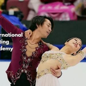 International Skating Academy 所属の村元髙橋組&今季初戦の新聞記事