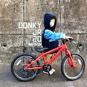 2020 MARIN「DONKY Jr20」マリン ドンキーjr 20インチ 18インチ キッズ おしゃれ子供車 おしゃれ自転車 子供車 リピトキッズ