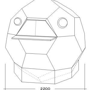 TAKEOUT SHOPの基本設計図