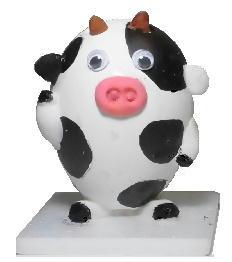 2021年丑年 招き牛