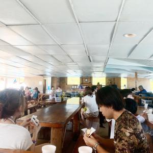 ハワイ旅行2日目 天国の海「サンドバー」