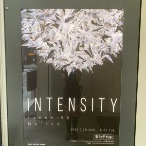 『INTENSITY』松尾高弘