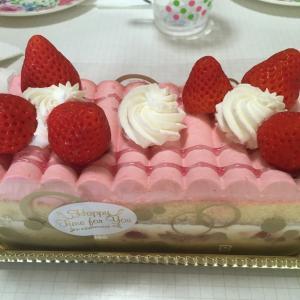 80歳お誕生日ケーキ♡