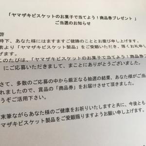 【20】当選!ヤマザキナビスコ