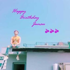 ジュンス お誕生日 おめでとう!!!