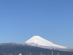 富士山を運動不足解消に役立てる話