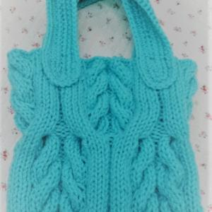 ハマナカボニーでバッグを編みました。♯ハマナカ♯ハマナカボニー♯ニットバッグ♯棒針♯編み物教室♯編み物♯弁天通り♯弁天手芸店♯前橋