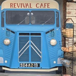 リバイバルカフェ