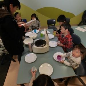 教会学校クラフト☆おにぎり食べ比べ