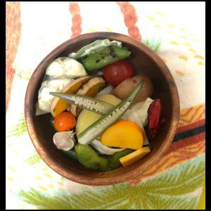 京野菜サラダ