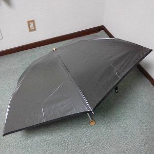 今年の夏は日傘を使ってみたり(・・;)