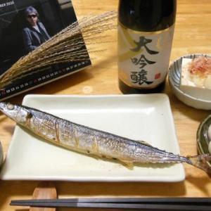 中秋の名月「日本酒の日」で晩酌