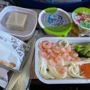 <機内食>中国東方航空