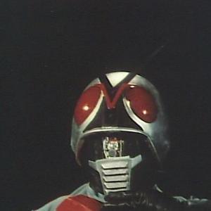仮面ライダーXのマスクのアレ