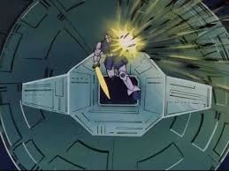 ギャンの宇宙戦闘を考える?