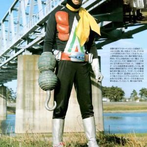 ライダーマンに見る仮面ライダーV3