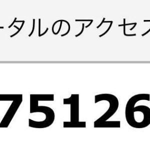 マジン・ゴー!な日々 875万アクセス