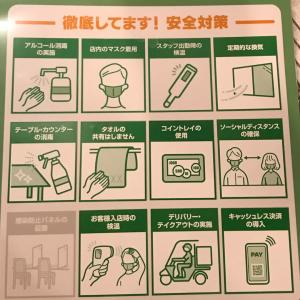 ☆ さやまのお店 新型コロナウイルス感染防止対策研修受講店