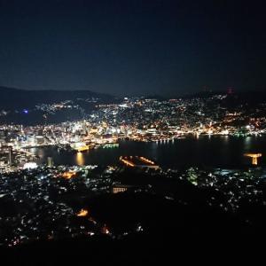 世界新三大夜景に選ばれた長崎の夜景
