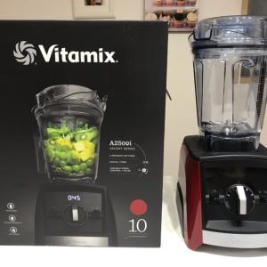 Vitamix買いました☆