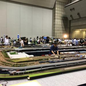 国際鉄道模型コンベンション行ってきました
