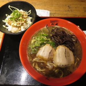 博多新風 日比谷ラーメンアベニュー店@有楽町、日比谷