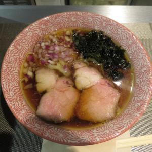 麺や べらぼう@銀座一丁目