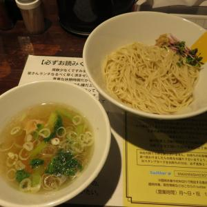 塩生姜らー麺専門店MANNISH@淡路町、小川町、神田