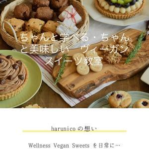 12月13日、harunicoホームページOPEN!