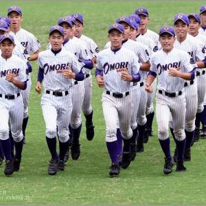 2020年の3年生球児たち-46 大森学園