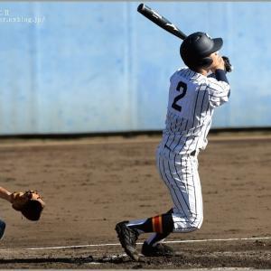 2020年の3年生球児たち-75 帝京 #2 新垣煕博捕手
