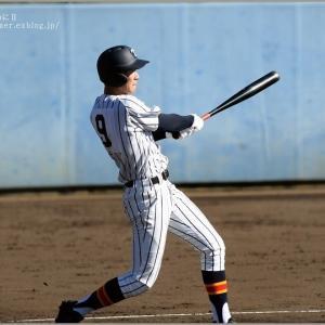 2020年の3年生球児たち-79 帝京 #9 御代川健人選手