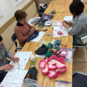 クチュリエ教室 かぎ針編み