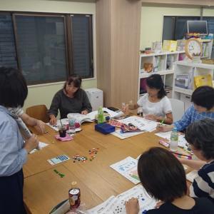 幼児さんすうシニアインストラクター養成講座2日目