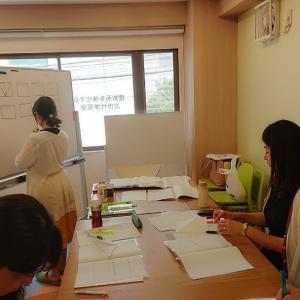 7月のインストラクター養成講座