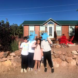 母と姪の訪米記★アメリカでキャンプ体験