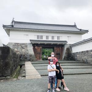 14日間の隔離後~初のお出かけは小田原城
