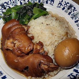 ミャンマー風日本料理??
