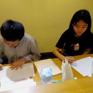 「川蝉」で日本語教室開催
